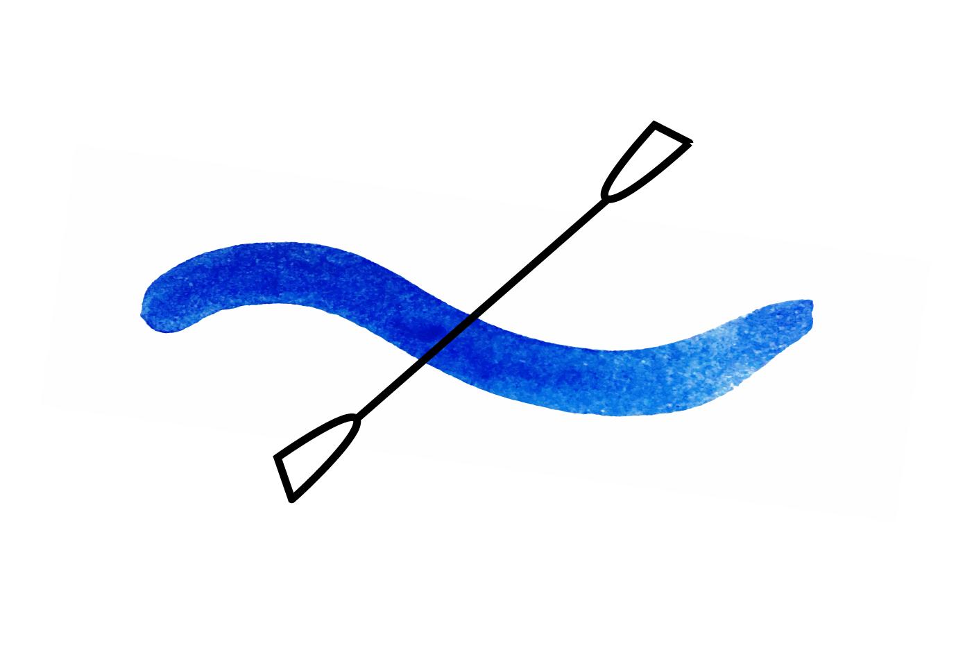 Kanu Wasserläufer